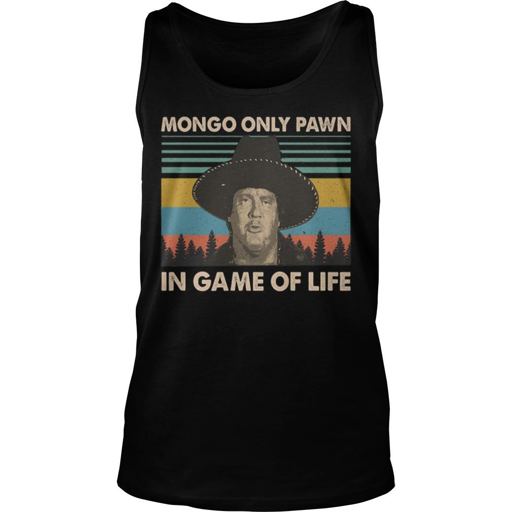 Vintage Mongo Only Pawn In Game Of Life Tank Top