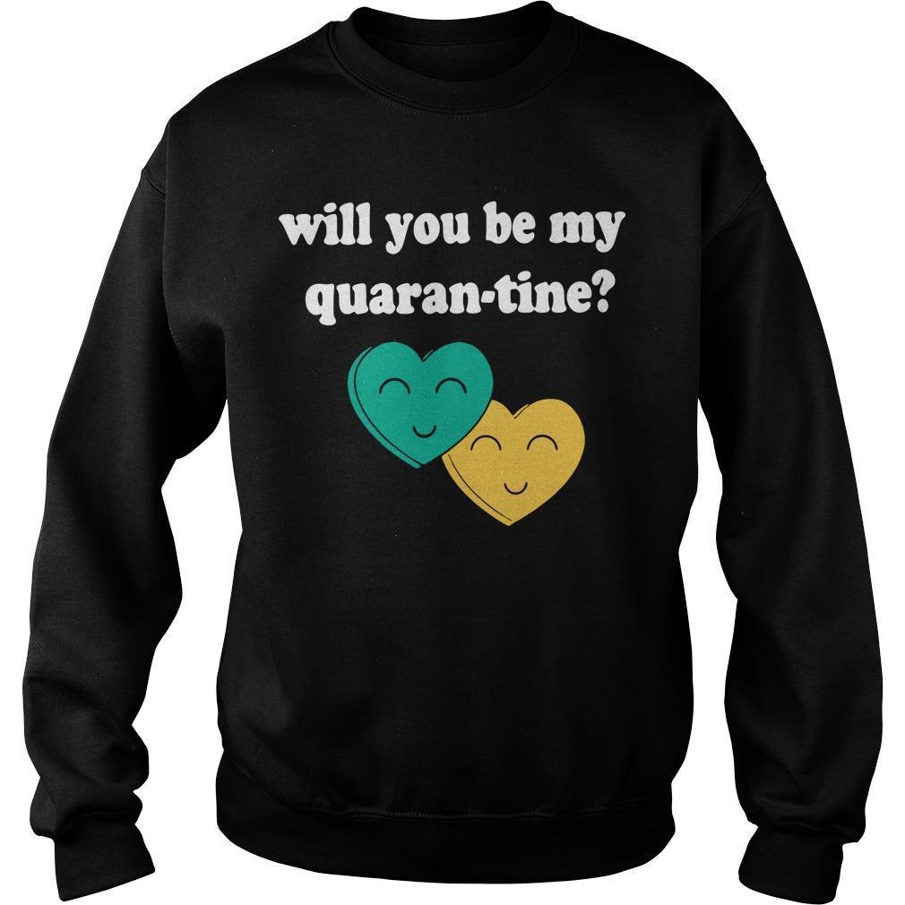 Will You Be My Quarantine Sweater