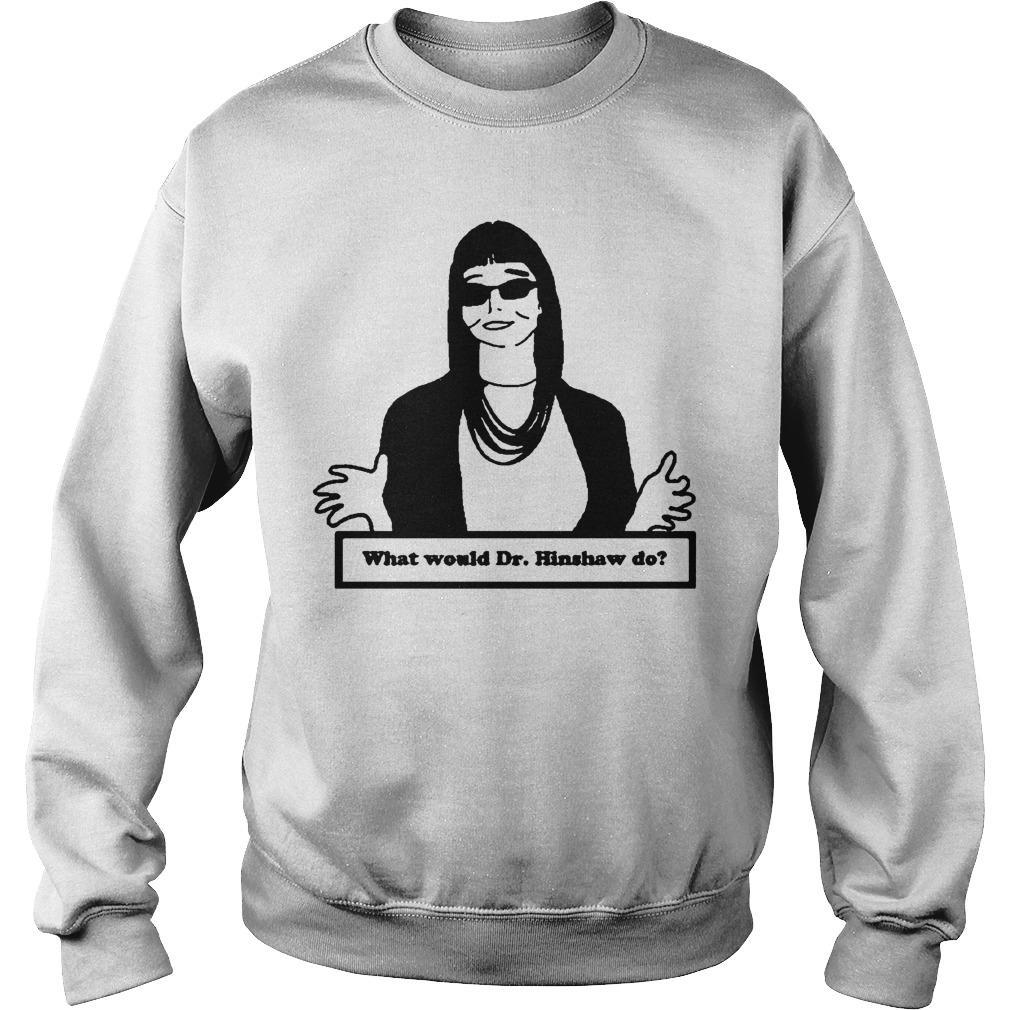Alberta What Would Dr Hinshaw Do Sweater