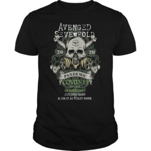 Avenged Sevenfold 2020 Pandemic Covid 19 Shirt