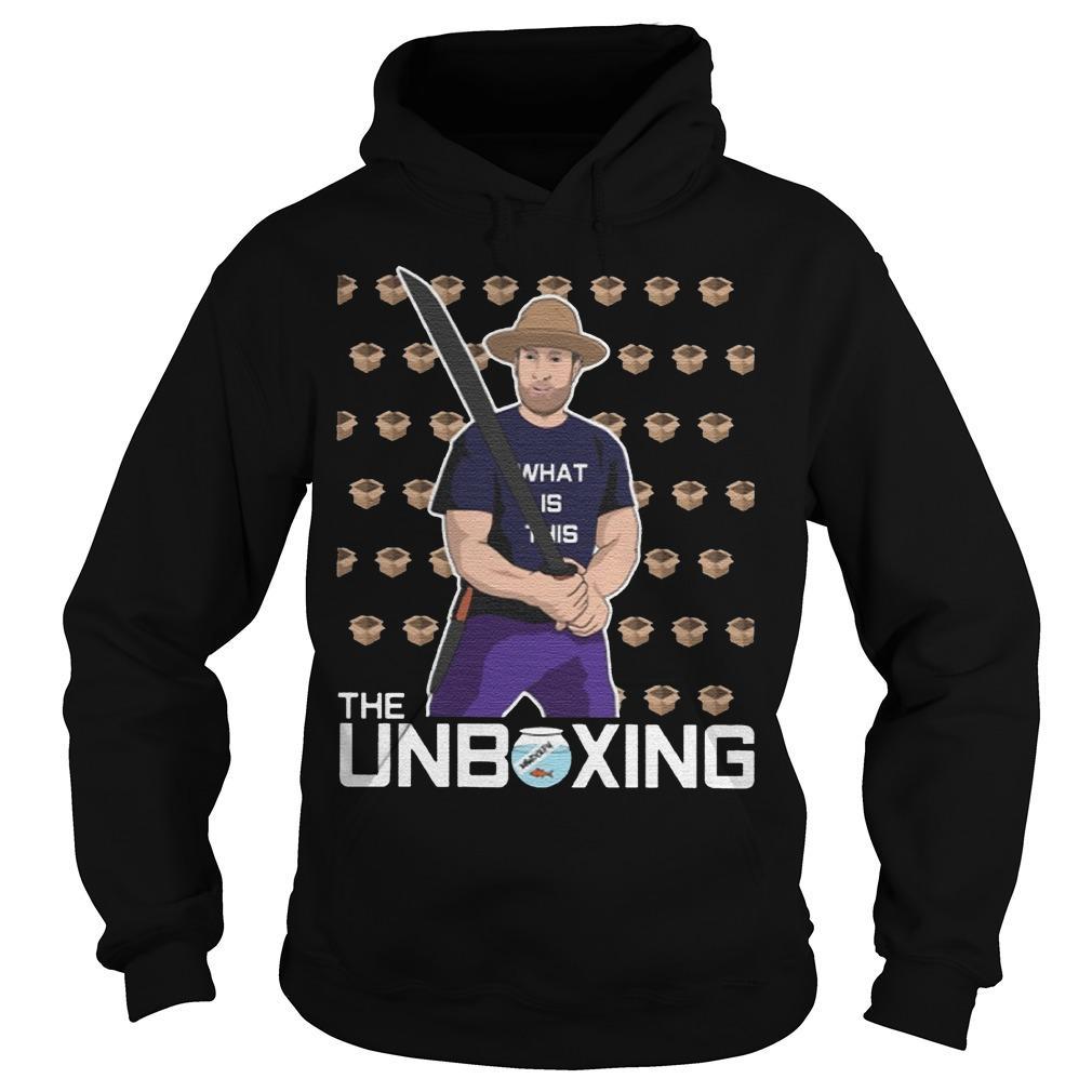 Barstool Unboxing Hoodie
