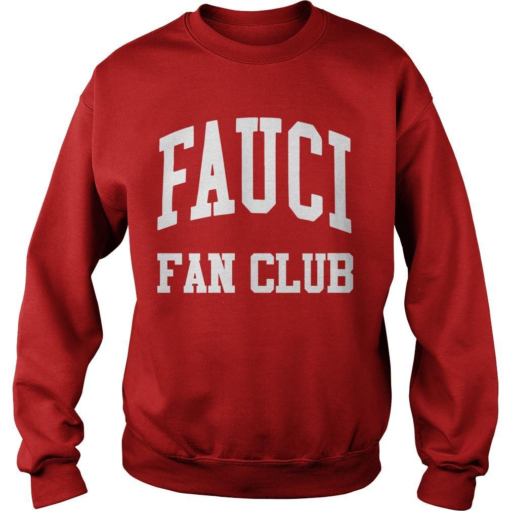 Bobby Bones Fauci Fan Club Sweater
