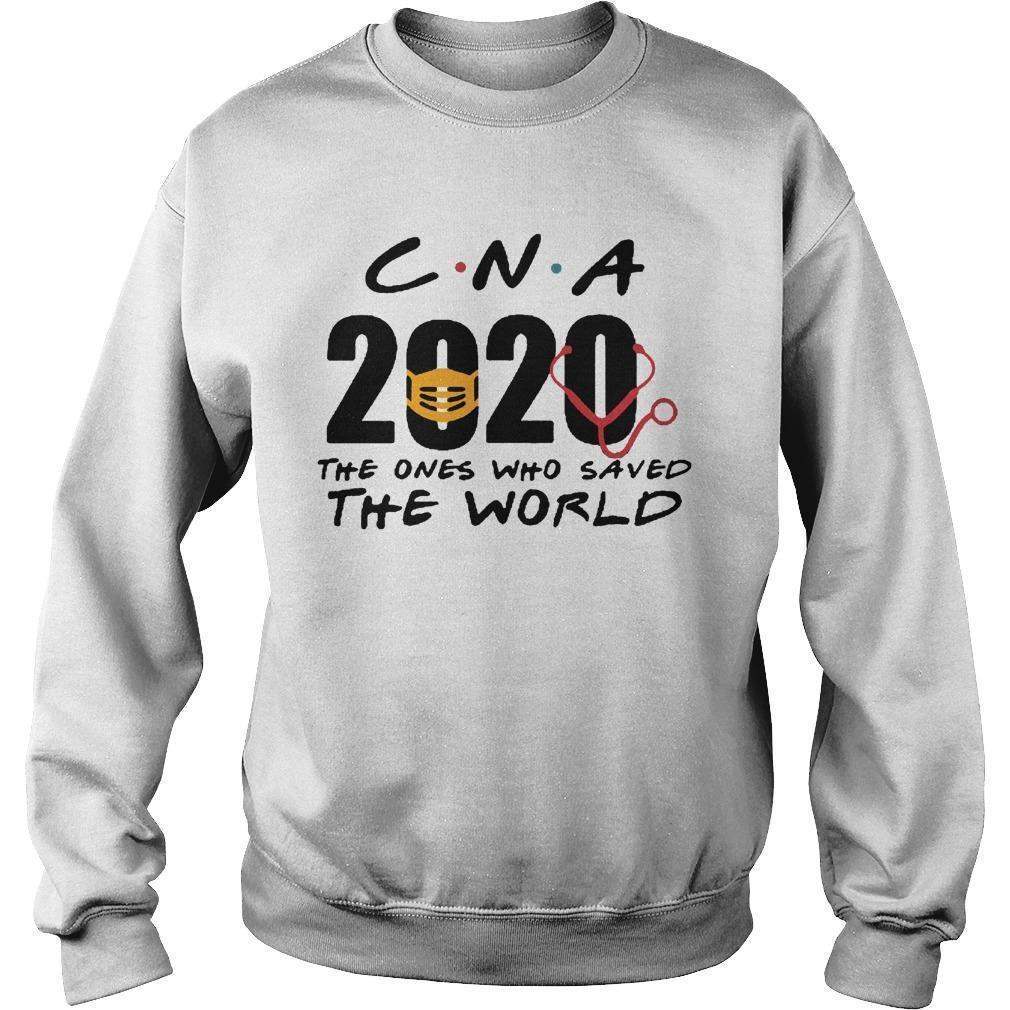 Cna 2020 The Ones Who Saved The World Sweater