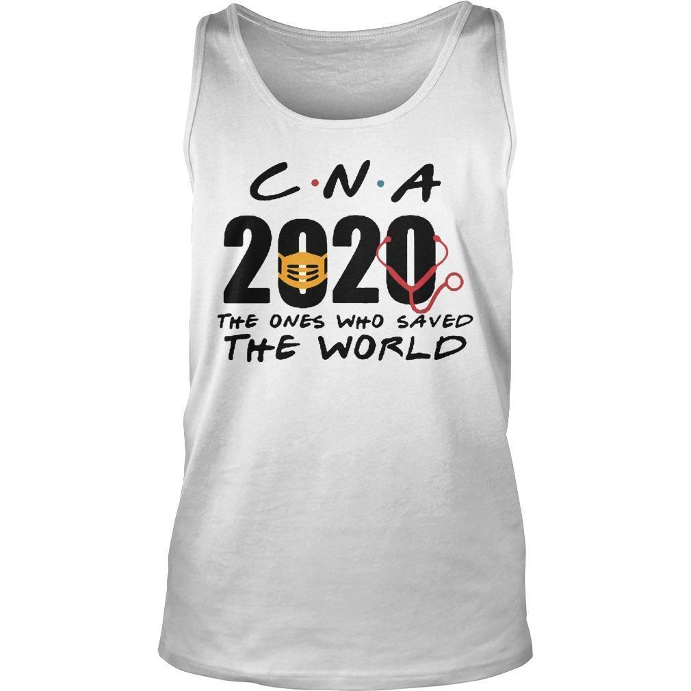 Cna 2020 The Ones Who Saved The World Tank Top