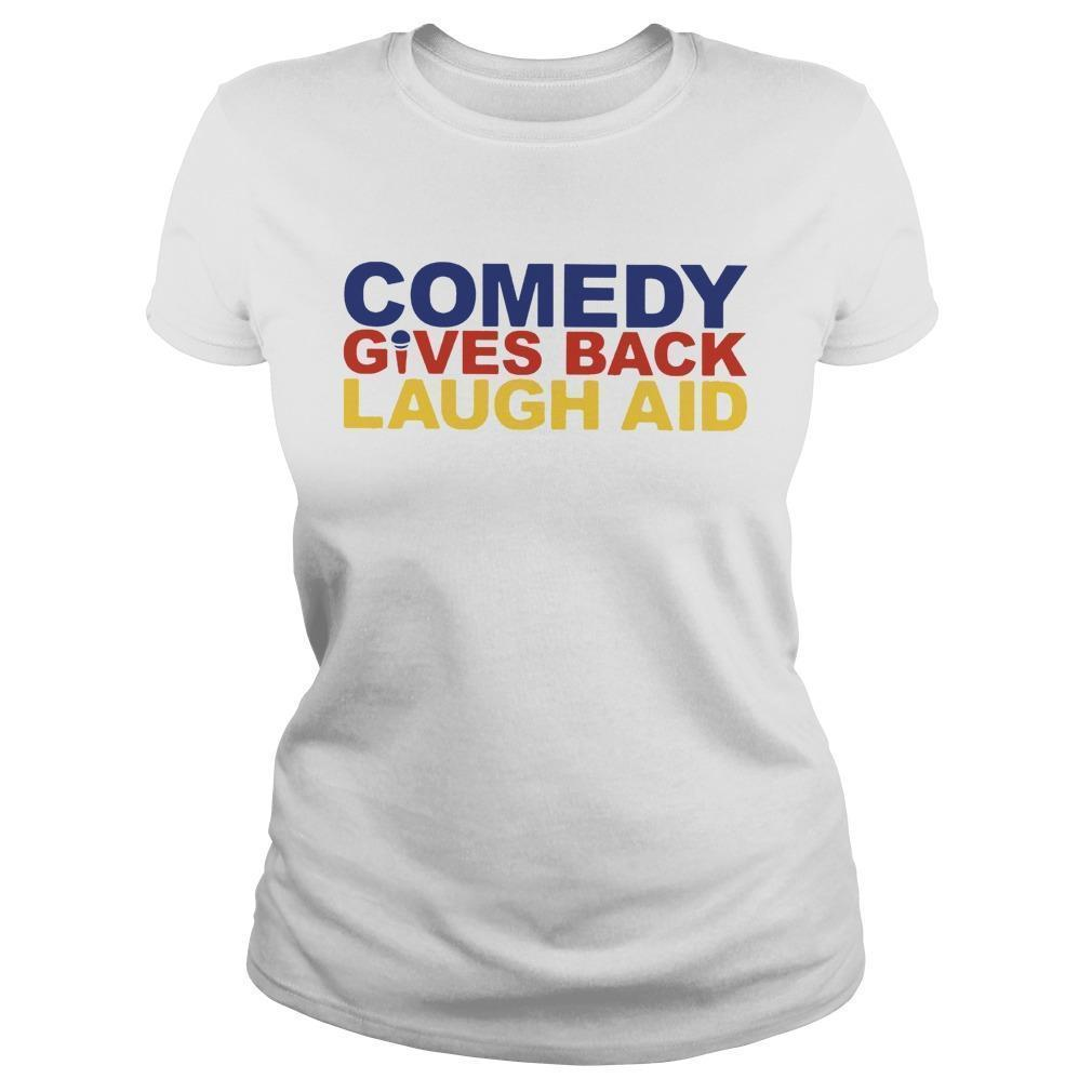 Comedy Gives Back Laugh Aid Longsleeve