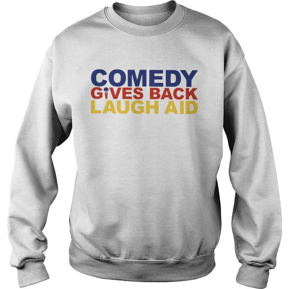Comedy Gives Back Laugh Aid Sweater