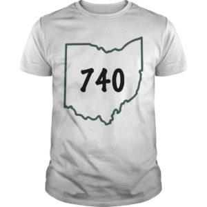 Joe Burrow 740 Ohio Shirt