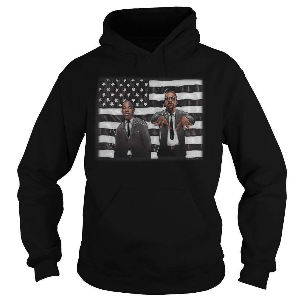 Leader American Flag Hoodie
