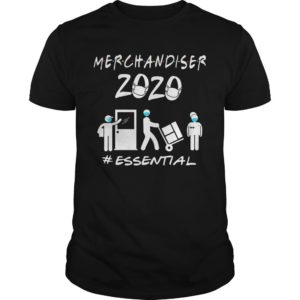 Merchandiser 2020 #essential Shirt