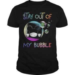 Mickey Stay Out Of My Bubble Shirt