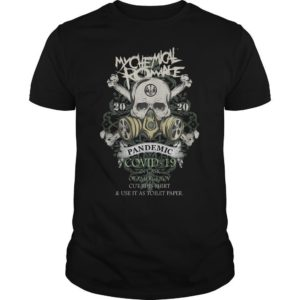 My Chemical Romance Pandemic Covid 19 Shirt