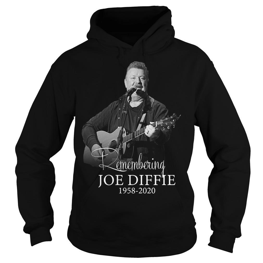 Remembering Joe Diffie 1958 2020 Hoodie