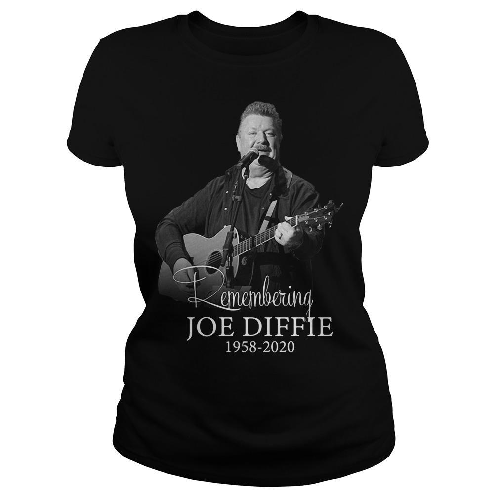 Remembering Joe Diffie 1958 2020 Longsleeve