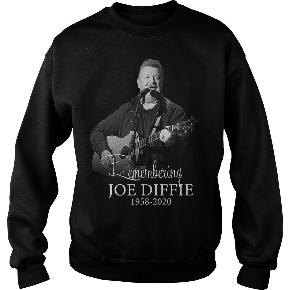 Remembering Joe Diffie 1958 2020 Sweater