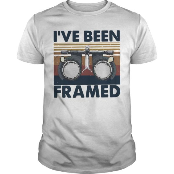 Vintage I've Been Framed Shirt