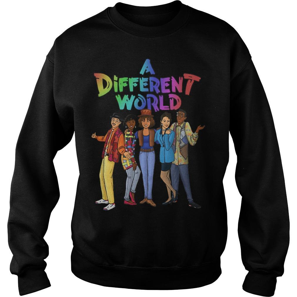 A Different World Sweater