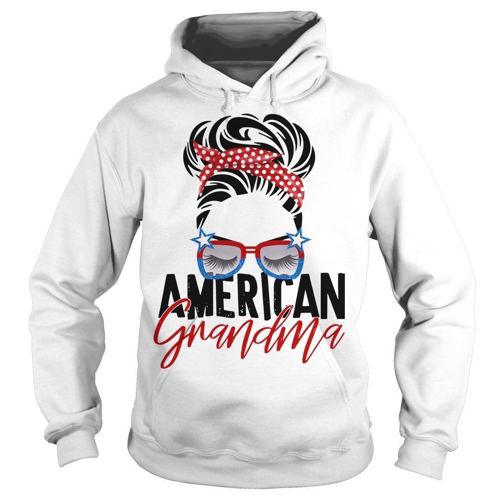 American Grandma Hoodie