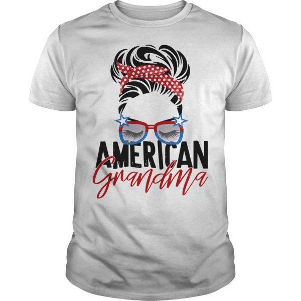 American Grandma Shirt
