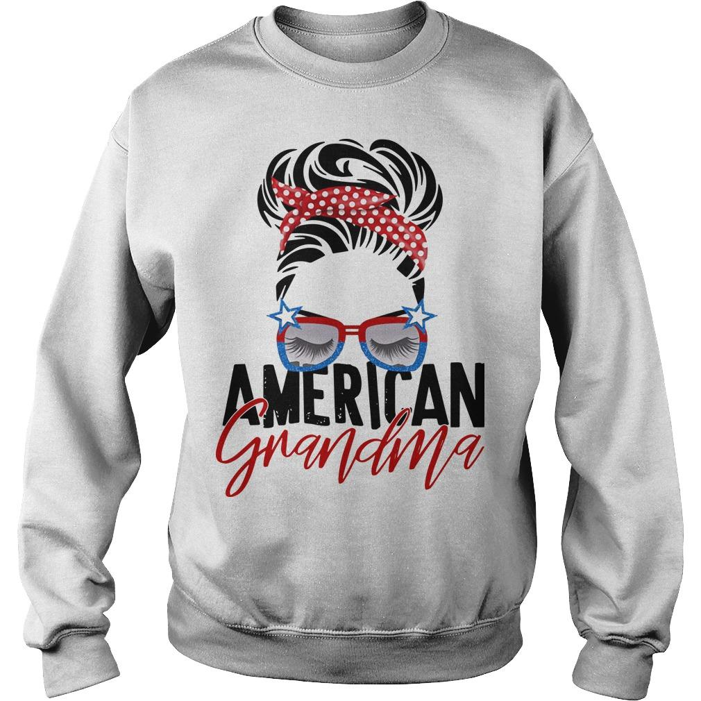 American Grandma Sweater