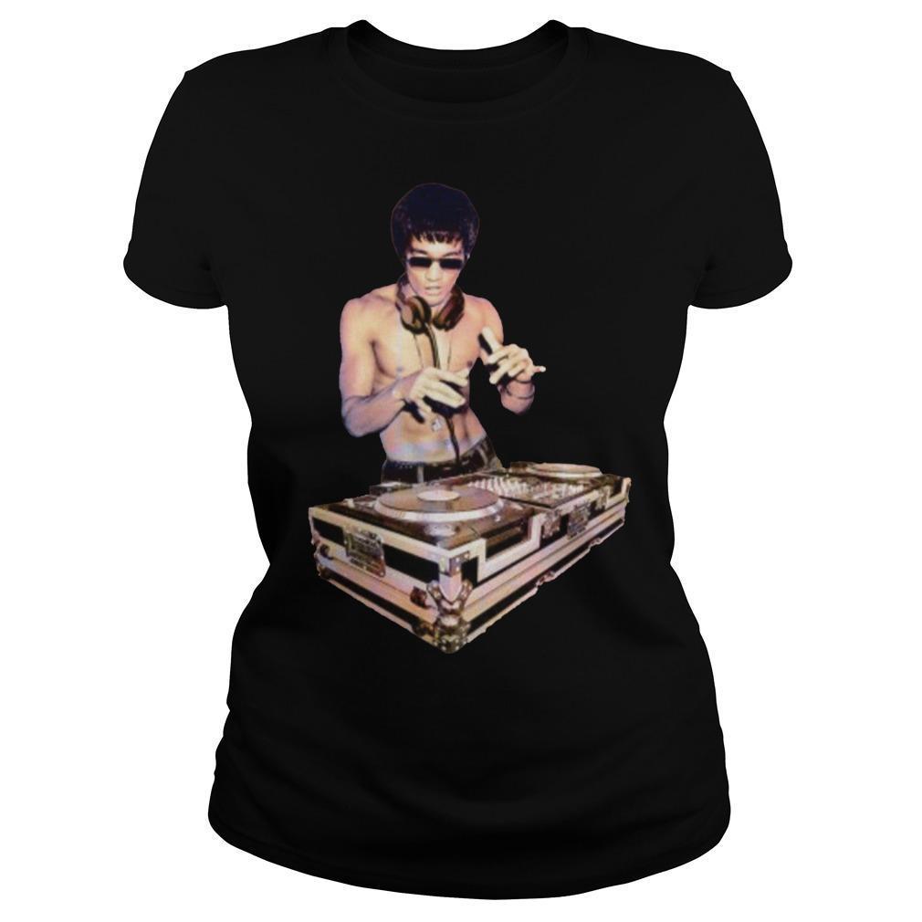 Bruce Lee T Dj Longsleeve