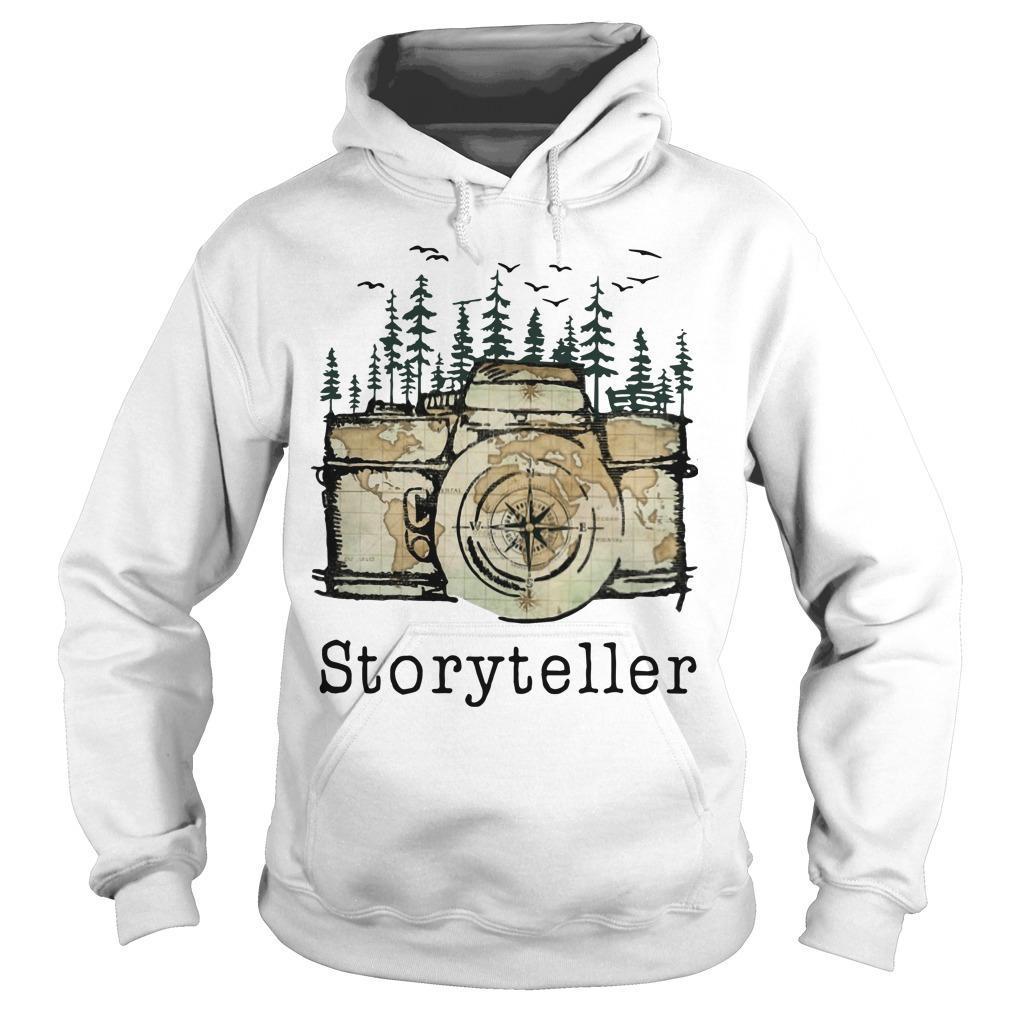 Camera Storyteller Hoodie