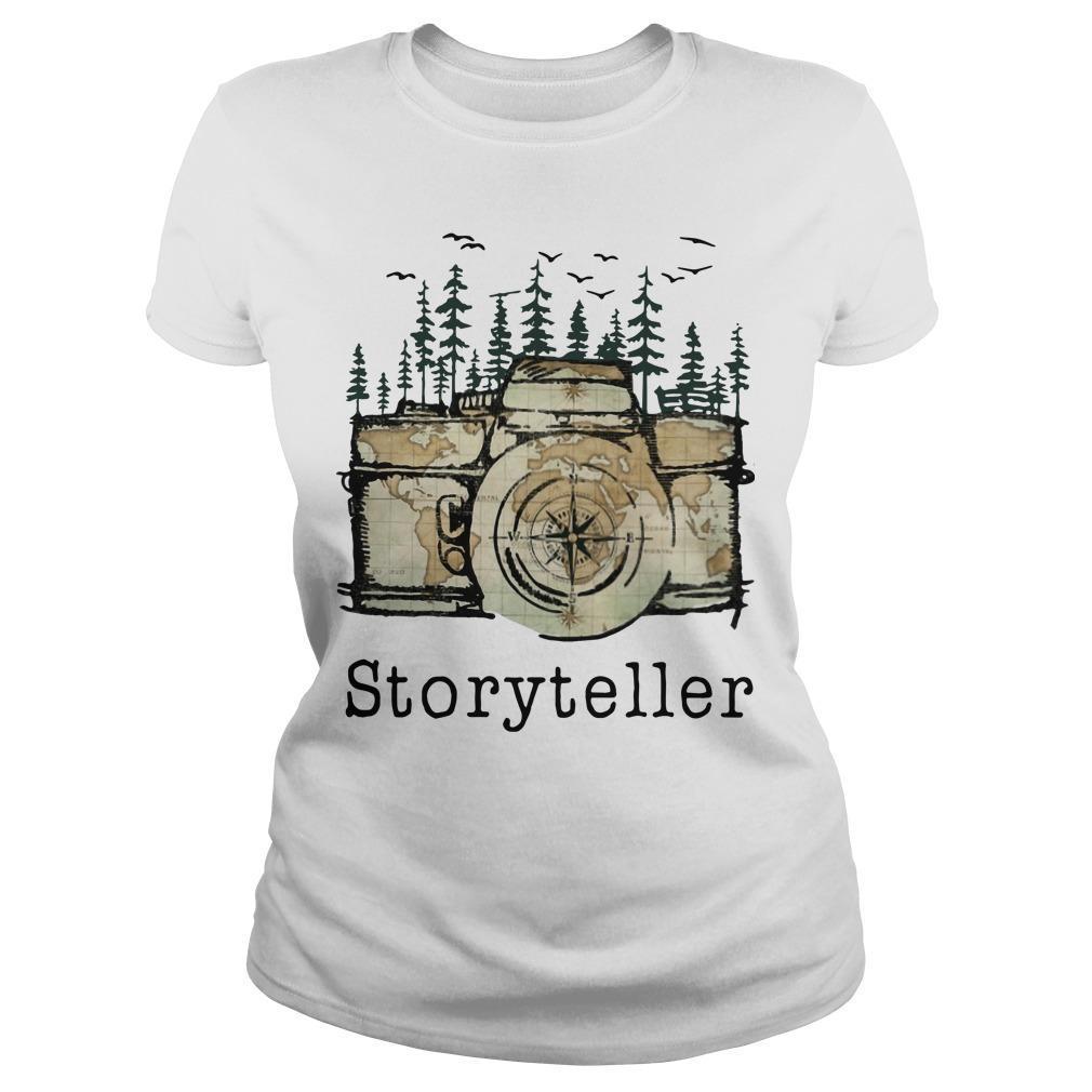 Camera Storyteller Longsleeve