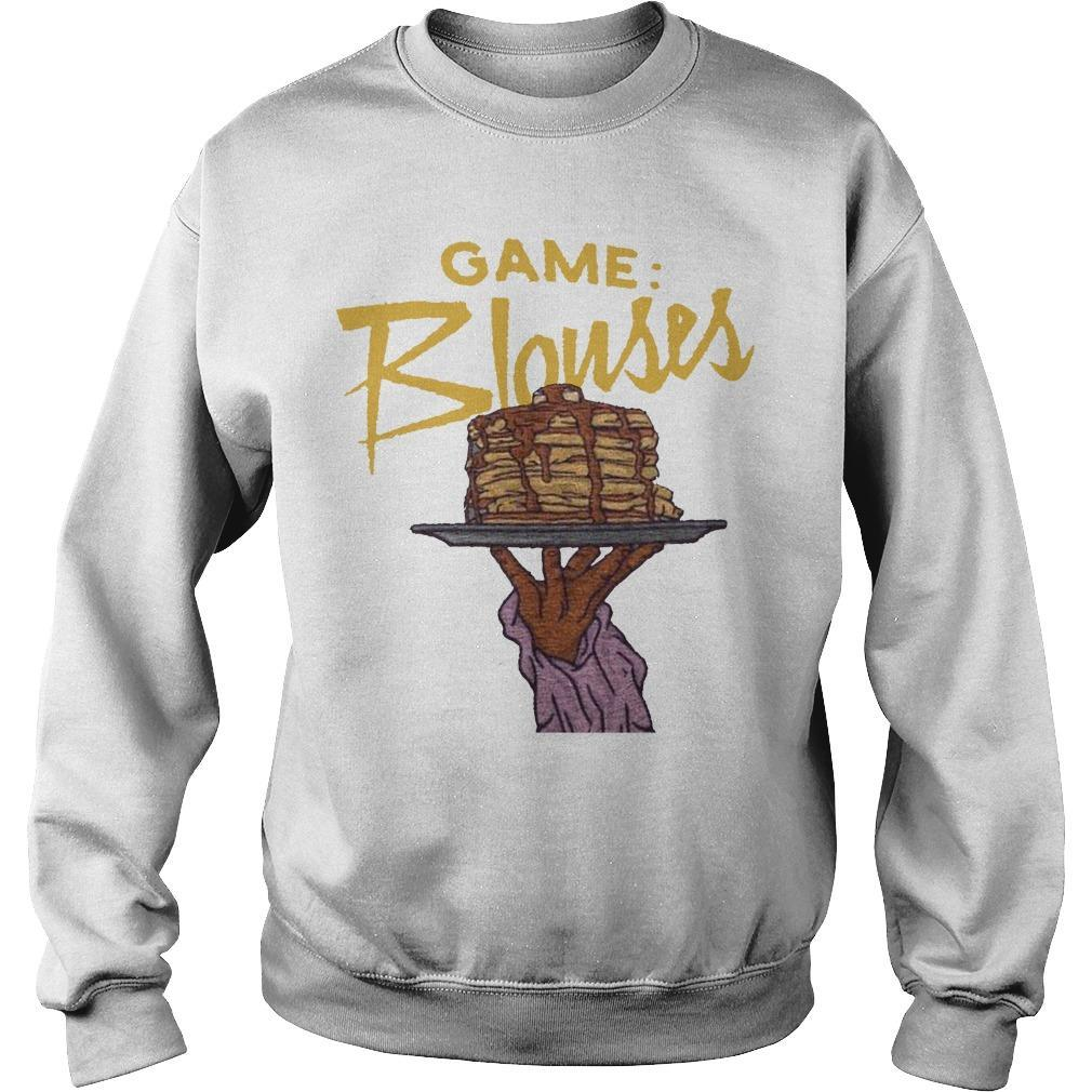 Game Blouses Sweater