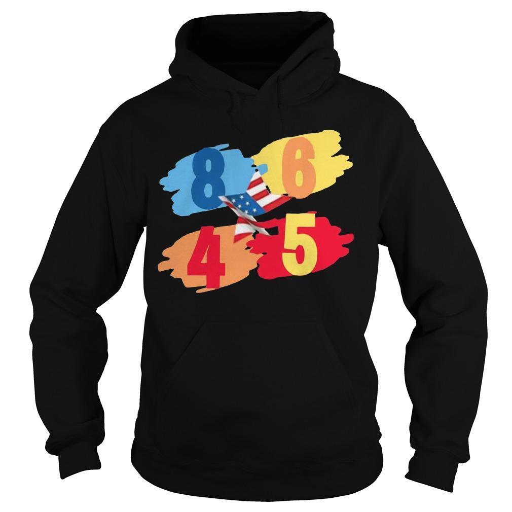 New 8645 T Hoodie