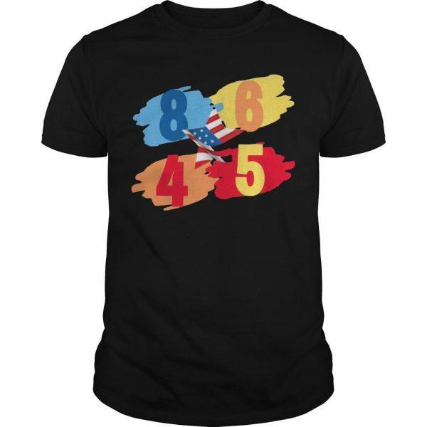 New 8645 T Shirt