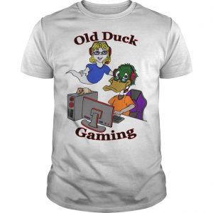 Old Duck Gaming Shirt