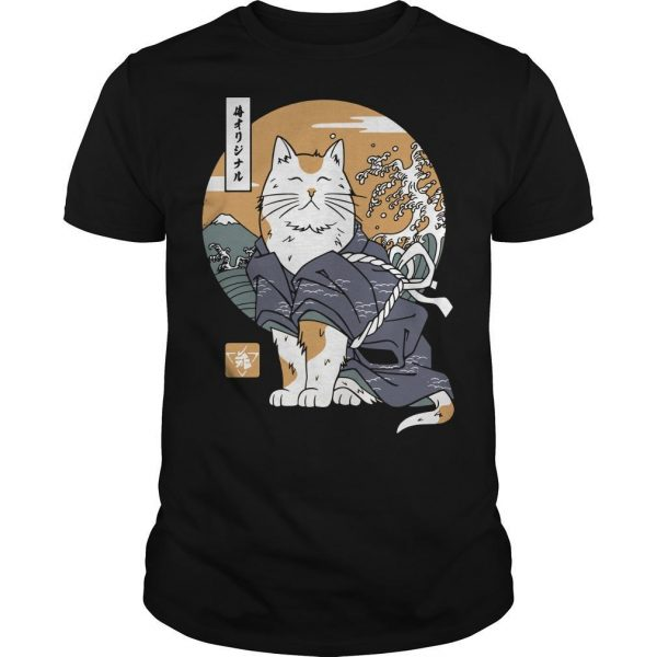 Samurai Cat Shirt