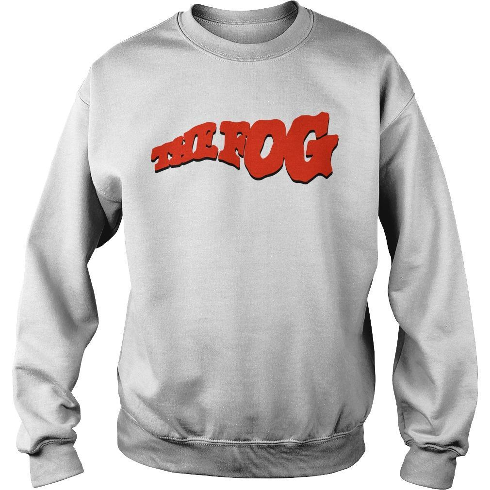 Ted Geoghegan The Fog Sweater