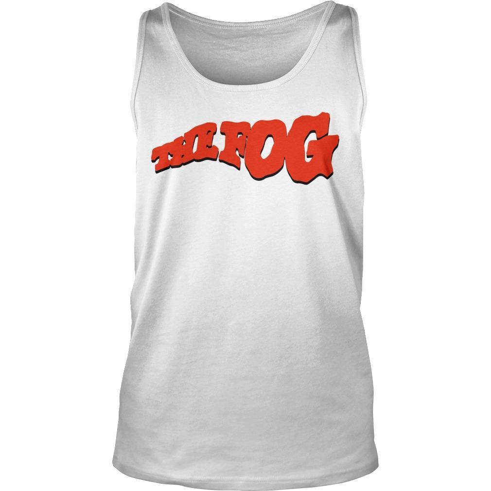 Ted Geoghegan The Fog Tank Top