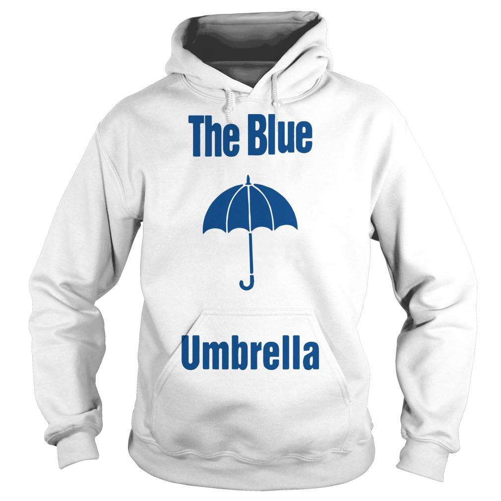 The Blue Umbrella Hoodie