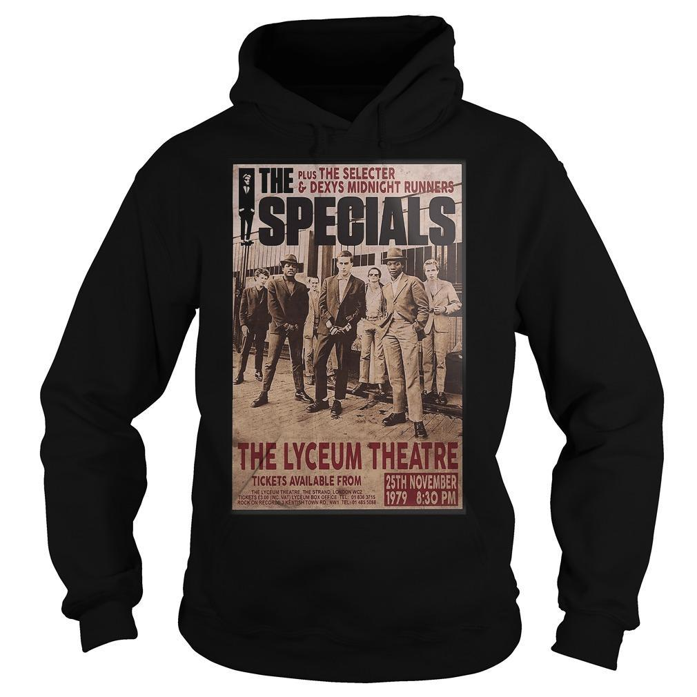 The Specials The Lyceum Theatre Hoodie