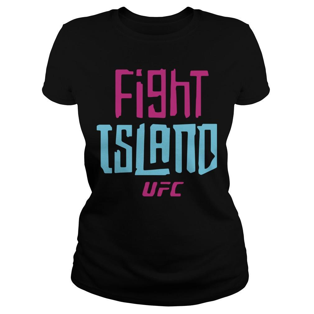 Ufc Fight Island T Longsleeve