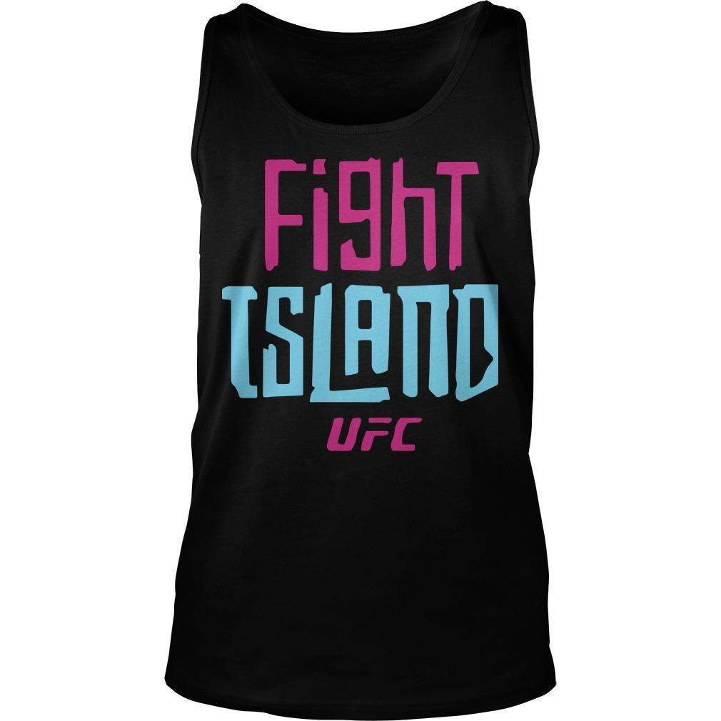 Ufc Fight Island T Tank Top