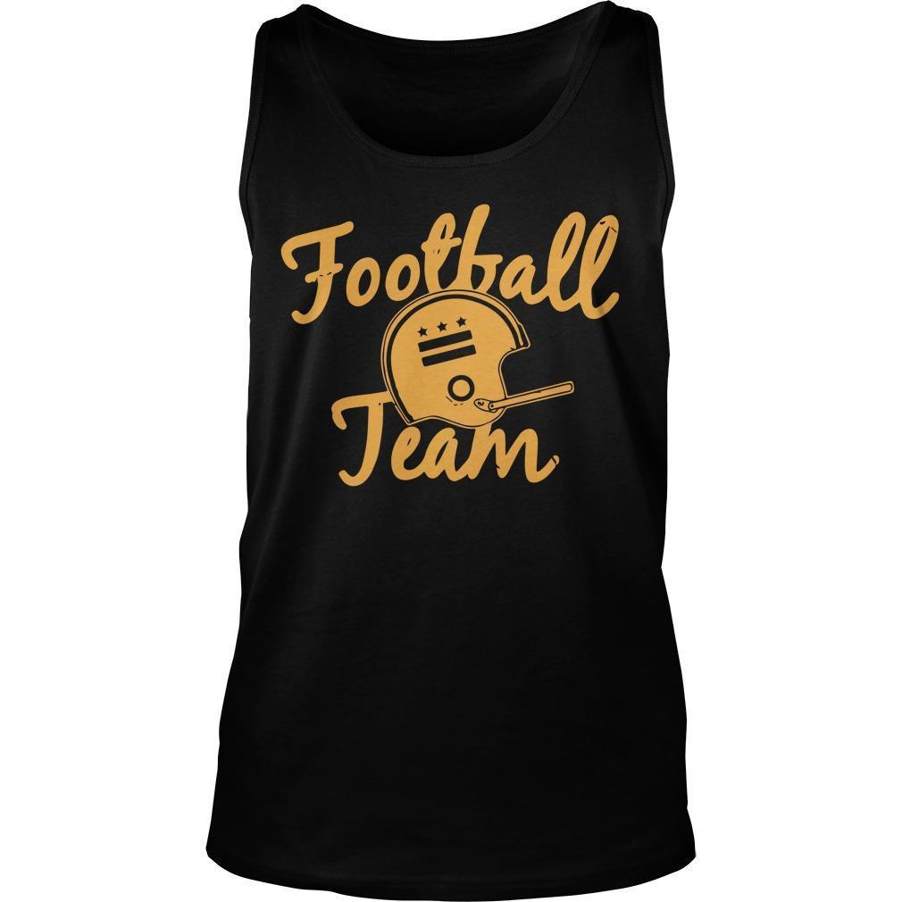 Washington Football Team T Tank Top