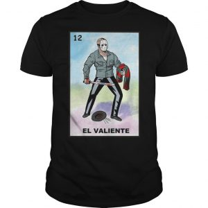 12 El Valiente Shirt