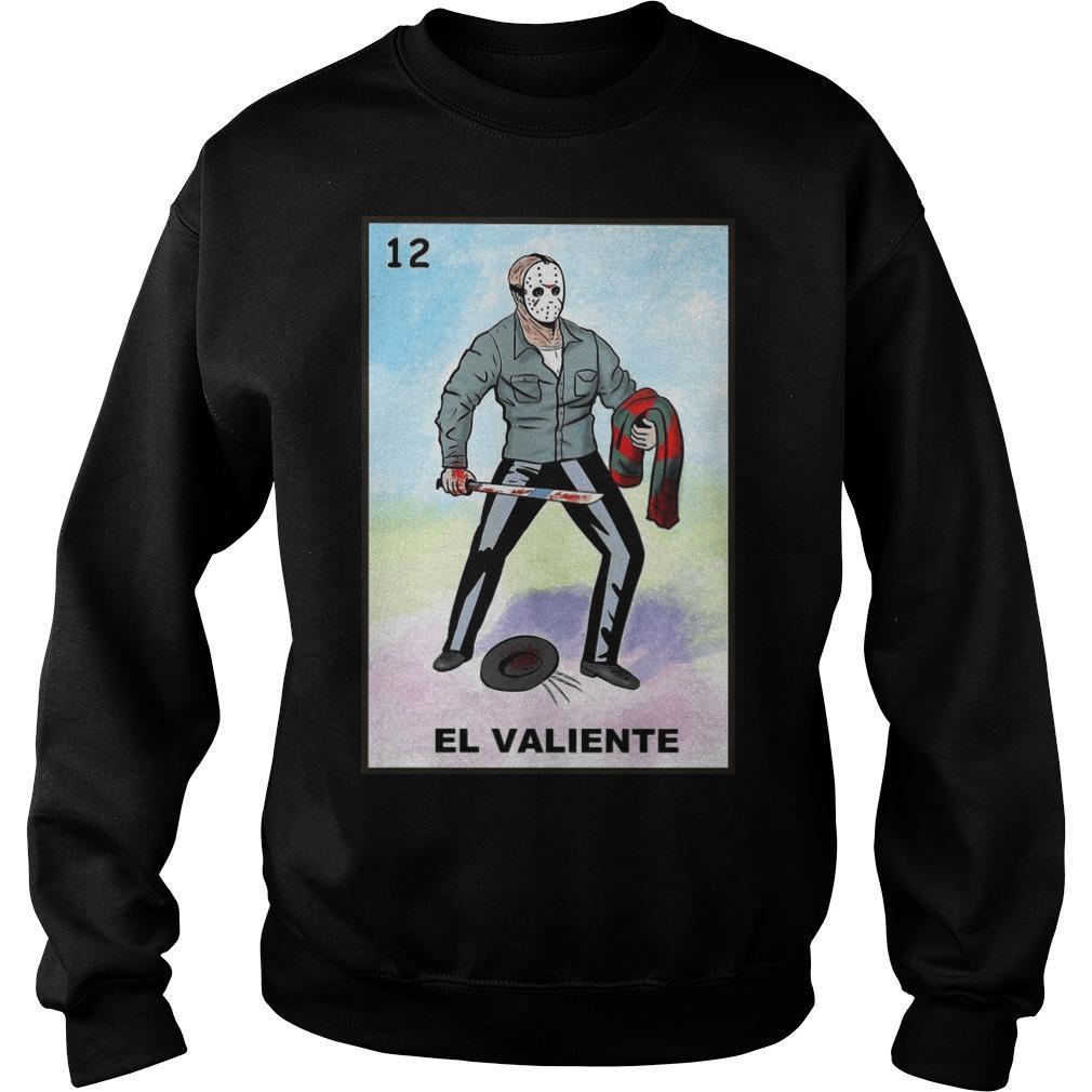 12 El Valiente Sweater