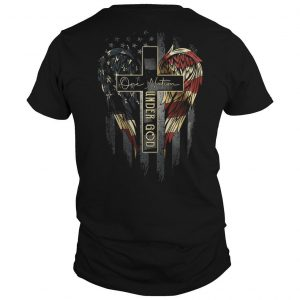 Faith Hope Love One Nation Under God Shirt
