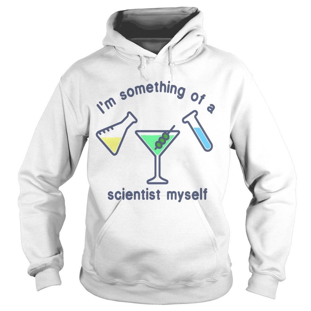 I'm Something Of A Scientist Myself Hoodie