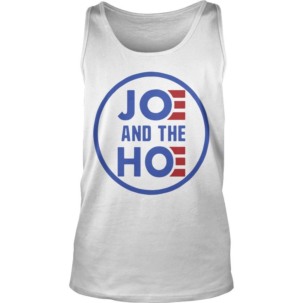 Joe And The Hoe Tank Top