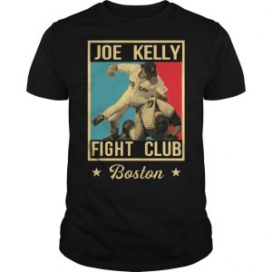Joe Kelly Fight Club T Shirt
