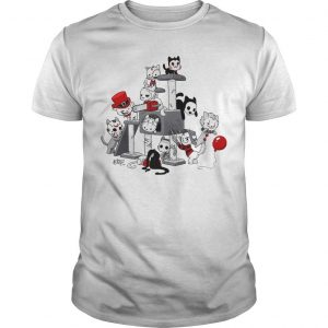 Pennywise Horror Kitties Shirt
