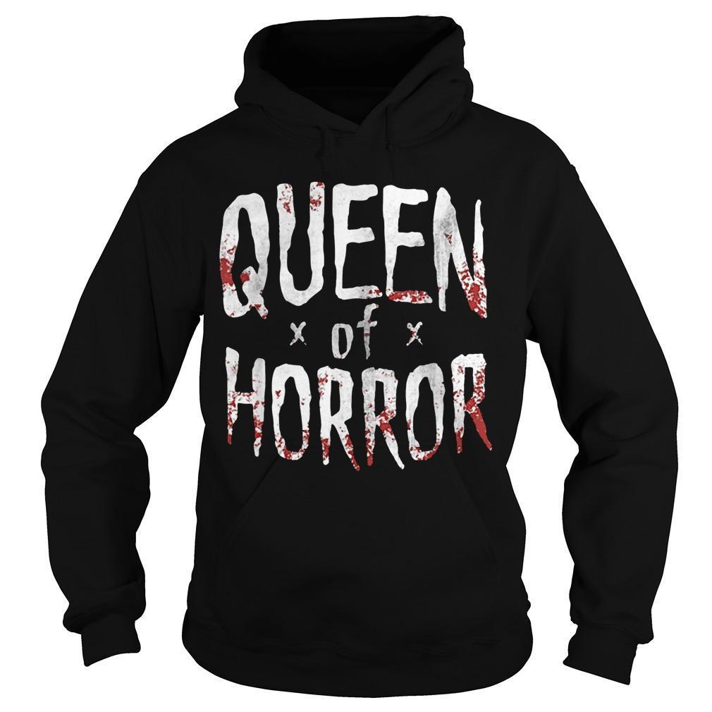 Queen Of Horror Hoodie