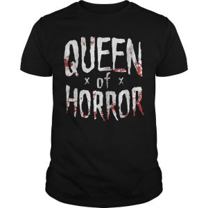 Queen Of Horror Shirt
