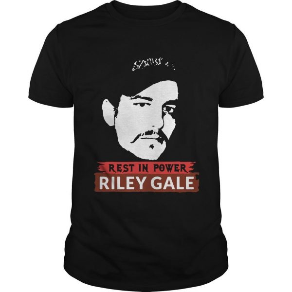 Rest In Power Riley Gale Power Trip Shirt