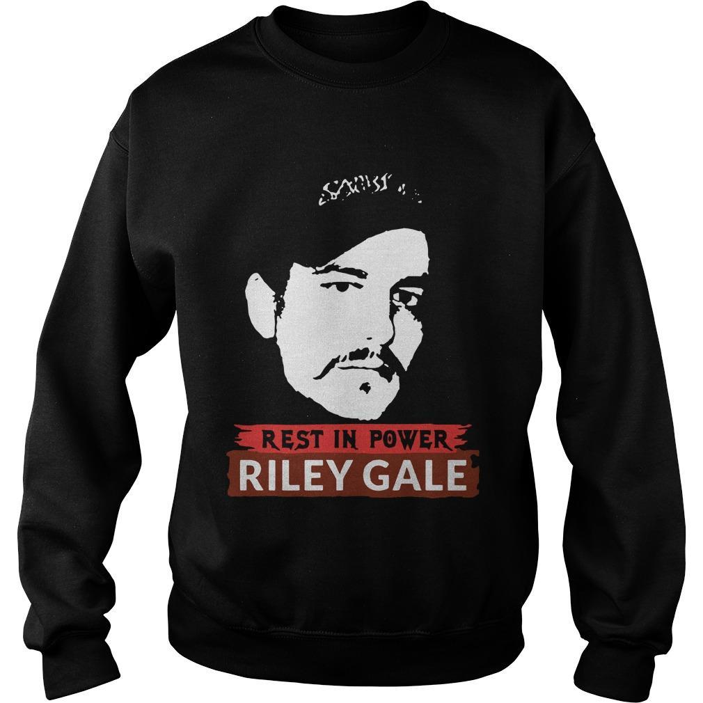 Rest In Power Riley Gale Power Trip Sweater
