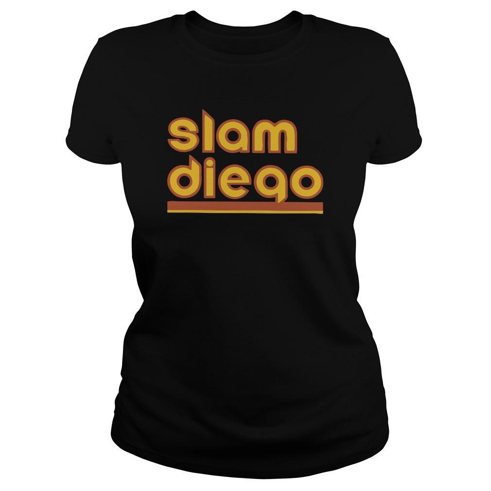 Slam Diego Tank Top